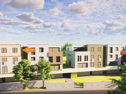 Schöne 3-Zimmer-Wohnung mit Dachterrasse in Richtung Südwest