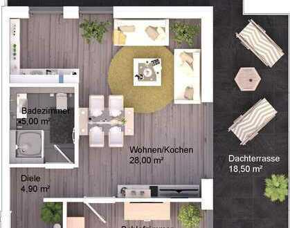 """""""Bella Vista"""" 2-Zimmer Wohnung Nr. 8"""