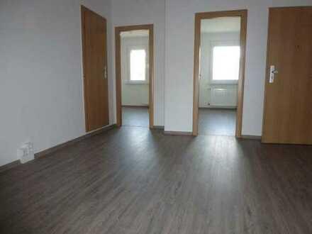Renovierte 4-Raum-Wohnung
