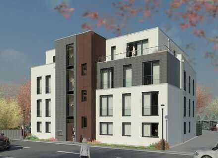 Neubau-Eigentumswohnung nahe Innenstadt