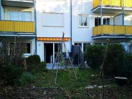 2 Zimmer Gartenwohnung Nähe Klinikum/Audi