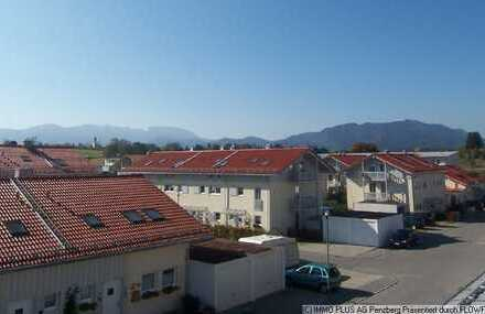 Großzügige 4 Zi.-Dachgeschosswohnung mit Panoramablick in Bad Tölz!