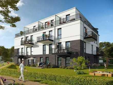 """4,5 Zimmer NEUBAU-Energiespar-Eigentumswohnung """"LIVING NORTHSIDE HAMBURG"""""""