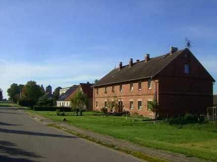 Nur 3,37 €/m² Kaltmiete!!! Kleine einfache Wohnung auf dem Land !