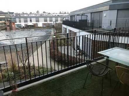 3 Zimmer Wohnung, ca 80 m², Balkon, Parkett, EBK, TG - genial - zentral