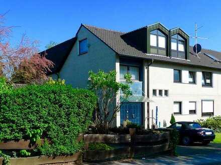 Ein Gartenjuwel als Eigenheim * Große Doppelhaushälfte mit Garten in Buer