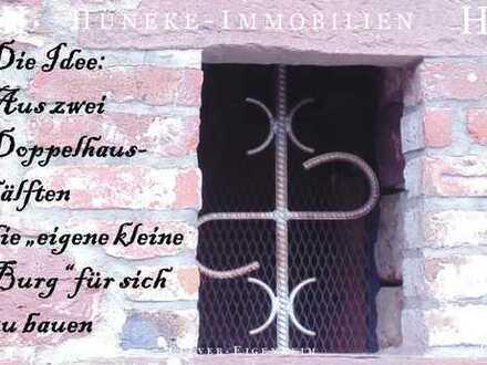 """Eine Burg im """"Dornröschen-Schlaf"""" für SIE ! *** im wahrsten Sinne des Wortes ***"""