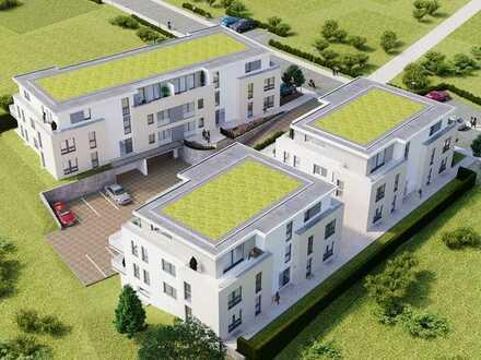 Moderne 3-4 Zi. Neubauwohnungen mit gehobener Ausstattung!Provisionsfrei!