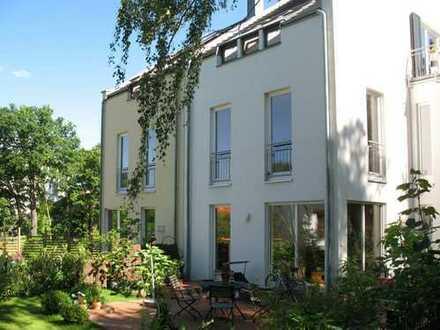 Moderne Doppelhaushälfte mit kompletten Ausbauleistungen in Wittenau - IGG-Neubauvorhaben