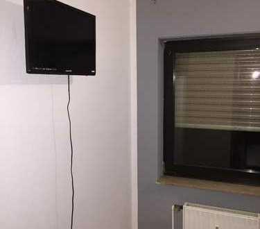 Ein helles und möbliertes Zimmer frei in einer moderner WG