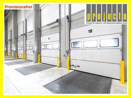 PROVISIONSFREI: ca. 5.000 m² Lager/Logistikhalle *NEUBAU / ERSTBEZUG*