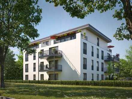 Ein Platz zum Wohlfühlen! Moderne 2-Zimmer-Balkonwohnung mit ökologischer Ausrichtung in Top-Lage