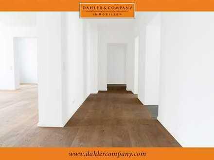 Stilvolle hochwertige, kernsanierte 4 Zimmer Wohnung am Bürgerpark
