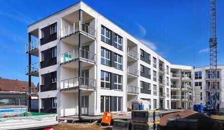 Erstbezug: Attraktive 3-Zimmer-Erdgeschosswohnung mit Terrasse und TG