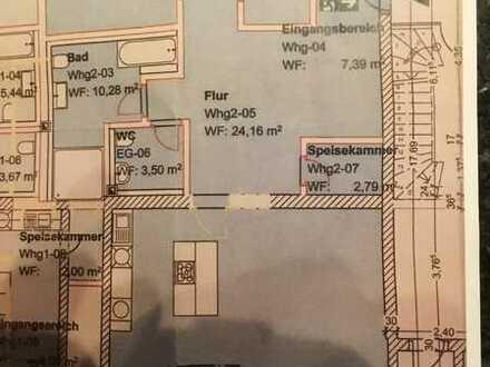 3,5 Zimmer WHG, EG im Loft-Style, Erstbezug von privat zum mieten