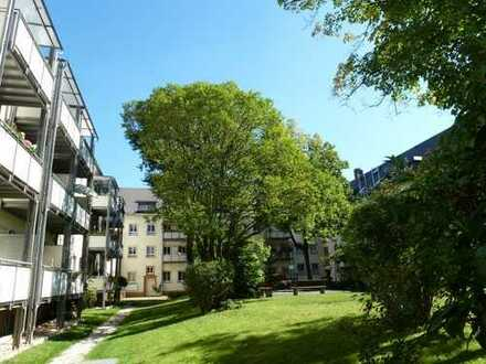 3-Raum-Eigentumswohnung in beliebtem, grünem Wohnensemble