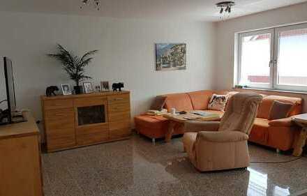 Gepflegte 3-Zimmer-Wohnung mit Balkon in Untermeitingen