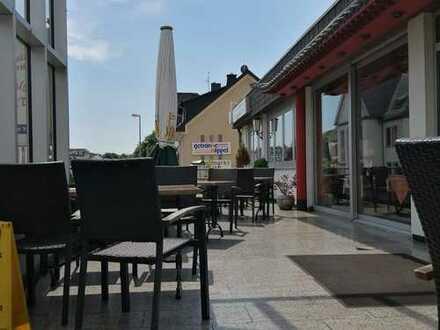 * Restaurant mit 300 m² + Terrasse ca. 40 m² und Kundenparkplatz * 1 A STADTLAGE von Bad Camberg