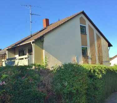 Reiheneckhaus in sehr ruhiger, gefragter Lage mit Garage und Garten in Bietigheim zu verkaufen!