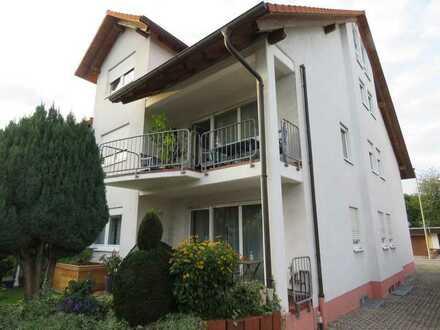 Tolle Eigentumswohnung in Hanhofen