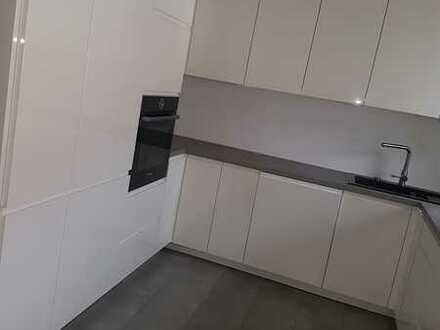 modernisierte 4 Zimmer Wohnung