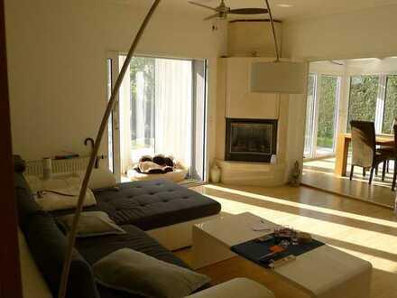 Ebenerdige 2,5 Zimmer Wohnung mit separaten Garten, Wintergarten, Glasfaseranschluss