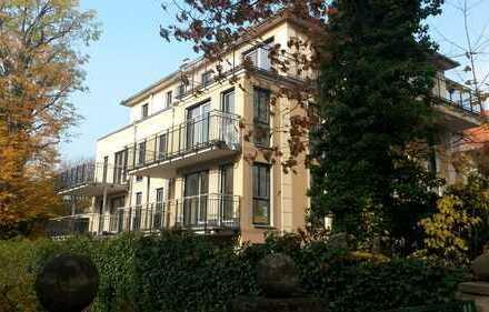 DD - Plauen: wunderschöne 2 RWE mit Terrasse und eigenem Garten!