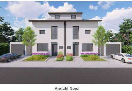 Neubau - Attraktive Doppelhaushälfte in Weiden in der Oberpfalz