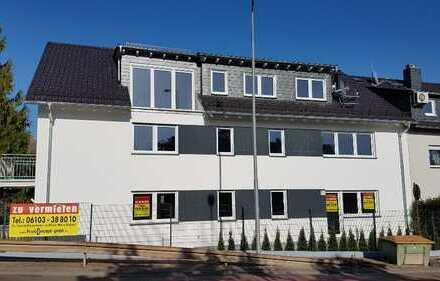 Profi Concept: Neubau-Erstbezug geräumige 4-Zimmer-Wohnung im Dachgeschoss Nahe Bahnhof Langen
