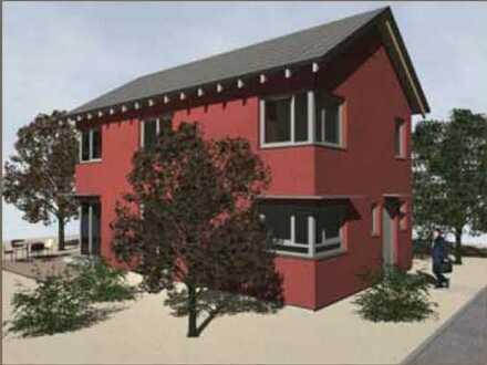Schöne Doppelhaushälfte inklusive Grundstück in Schmalenberg
