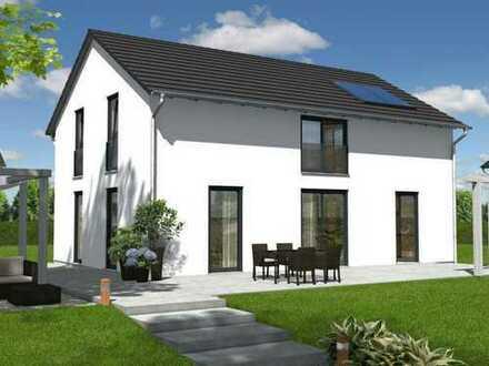 Wohnung 1. OG in Neubau - Jena Isserstedt - inkl. Garage und 700qm Gartenmitbenutzung
