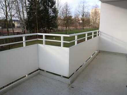 Barrierefreier Zugang - großer Balkon - Tageslichtküche - moderne Bodenbeläge