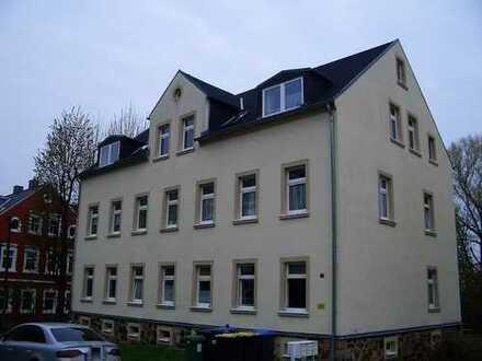 Klein aber fein! 2- Raum- DG- Wohnung mit Balkon in Hartmannsdorf bei Chemnitz!