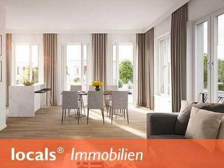 Erstbezug: Attraktive Eigentumswohnung mit Balkon und Stellplatz! D113