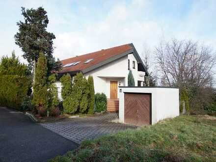 Solide DHH in naturnaher Lage (Haus B)