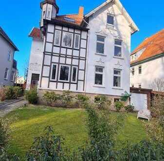 Sehr schöne EG 4 Zimmer Altbauwohnung Waldrandlage in Bad Schwartau