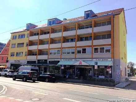 Appartement mit Einbauküche - mitten in Göggingen!