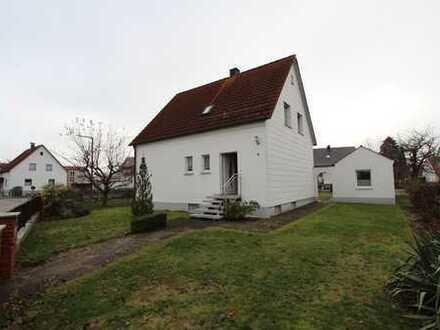 Gepflegtes Haus mit großem Garten in Pölling