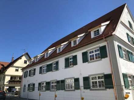 Exklusiv wohnen im Ortskern Eberhardzell