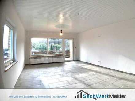 SachWertMakler - Hochwertig sanierte Wohnung in Hanglage