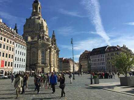 Exklusive Ladenfläche direkt an der Frauenkirche in Dresden