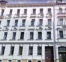 Vermietete 1-Zimmer Wohnung in Leipzig Gohlis-Süd!