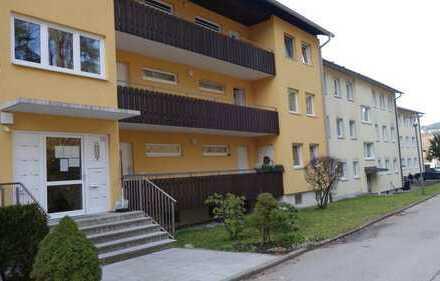 Wohnen mit Stil * S-W-Lage * 2 Balkone * Bergblick