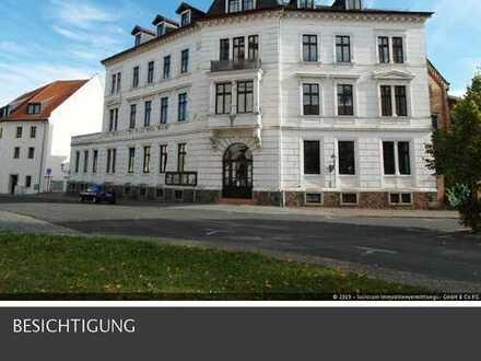 Erstbezug nach Sanierung - attraktive 4-Zimmer-Wohnung mit Balkon am Wurzener Dom!