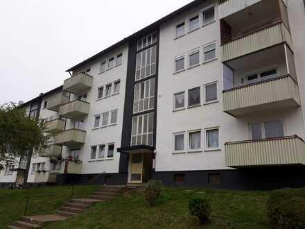 Günstige 2-Zimmer-Wohnung mit Balkon in Mosbach