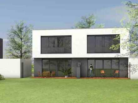 Neubau Doppelhaushälfte in Chemnitz-Rabenstein-Jacquardstraße