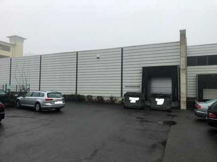 Gewerbehalle in Bielelfeld ca. 2000 m² zu mieten.Die Halle ist beheizbar.Gute Anbindung zur A2