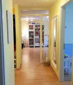 Großzügige 3-Zimmer Erdgeschosswohnung in zentrumsnähe von B a d S ä c k i n g e n