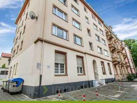 ac | Gut vermietete 1-Zimmerwohnung in Mannheim – Neckarstadt Ost.