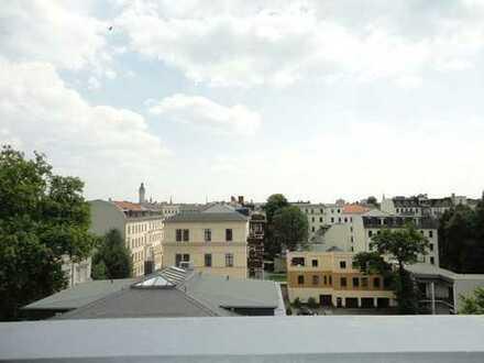 2-R-Whg. über den Dächern des Waldstraßenviertel